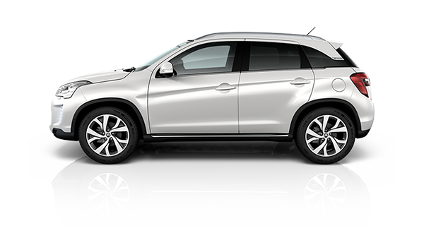 C4 AIRCROSS ATTRACTION 1.6 e-HDi 115 MANUELL 4WD