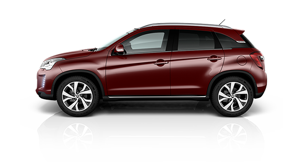 C4 AIRCROSS SÉDUCTION 1.6 e-HDi 115 BVM6 4WD